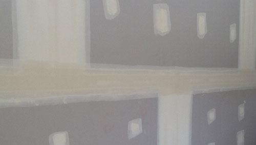 Repair Hole In Gyprock Ceiling